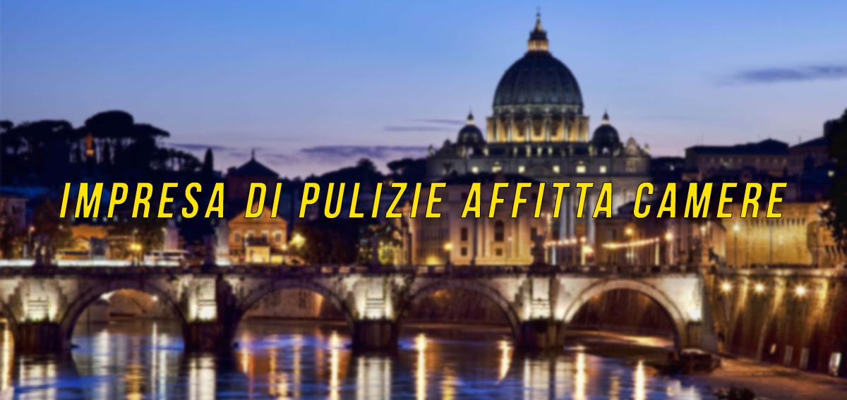 Impresa di Pulizie Affitta Camere Verano Roma