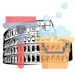 Impresa di pulizie Bed and Breakfast Piazza Navona Roma